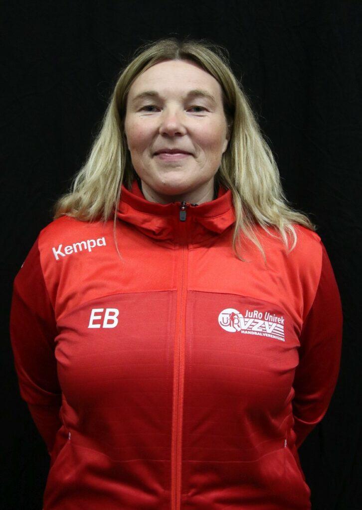 Esther Bruin - Keepertrainer