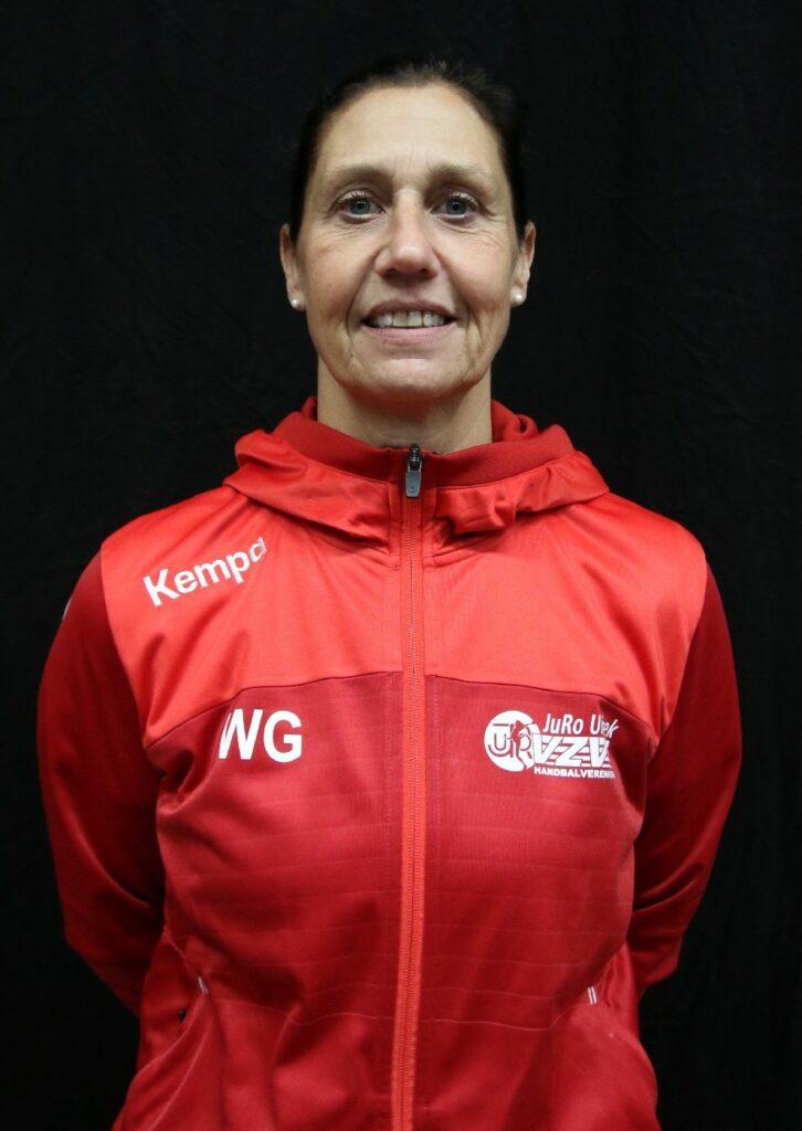 Wendy de Graaf - Keepertrainster