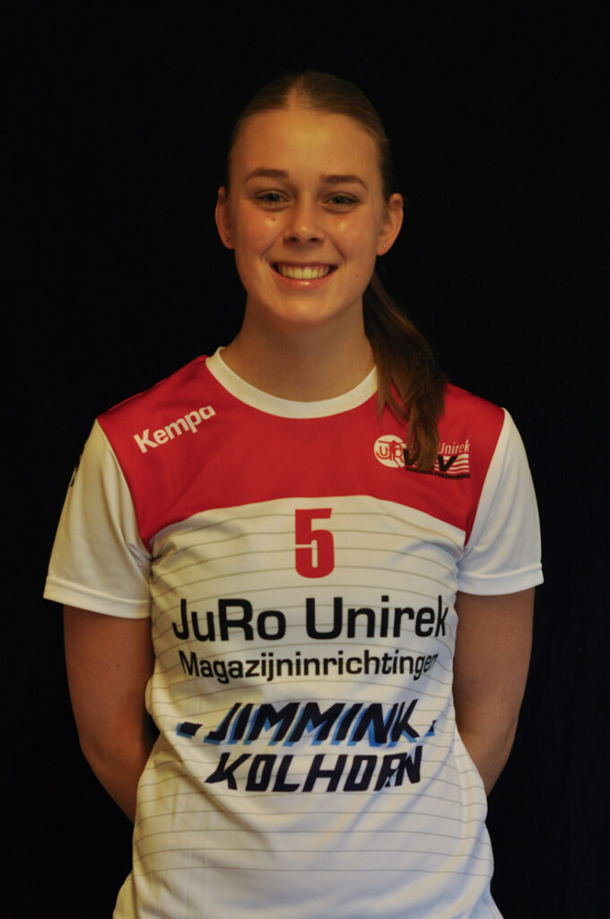 Speelster 5 A1 Joelle Wijnker