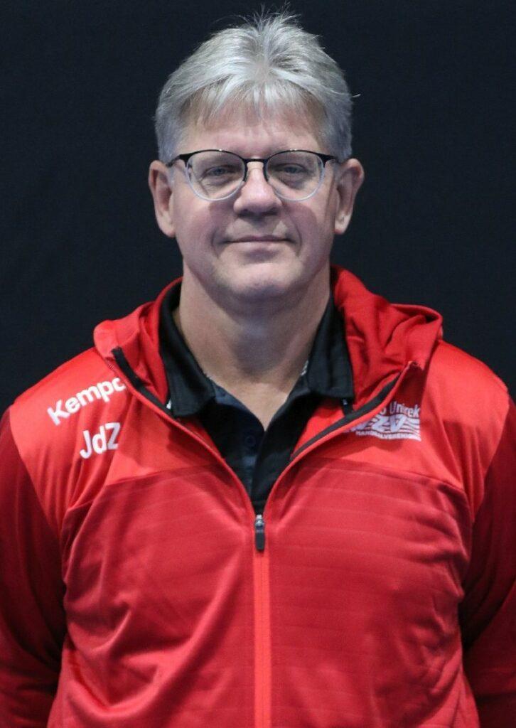 coach John de Zeeuw